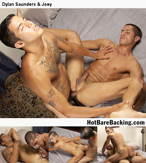 Gay Bareback Sex : Rick Romo & Miguel Temon!