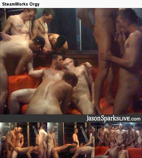Gay Anal Porn : Garrett Cooper & Zack Taylor in Detroit!