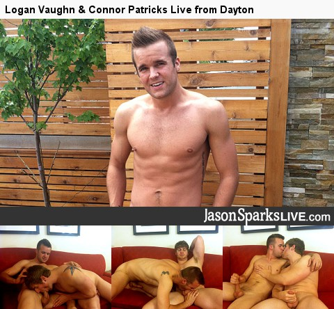 Gay Anal Porn : Elliott Vance & Tyler Page bare back in New Orleans!